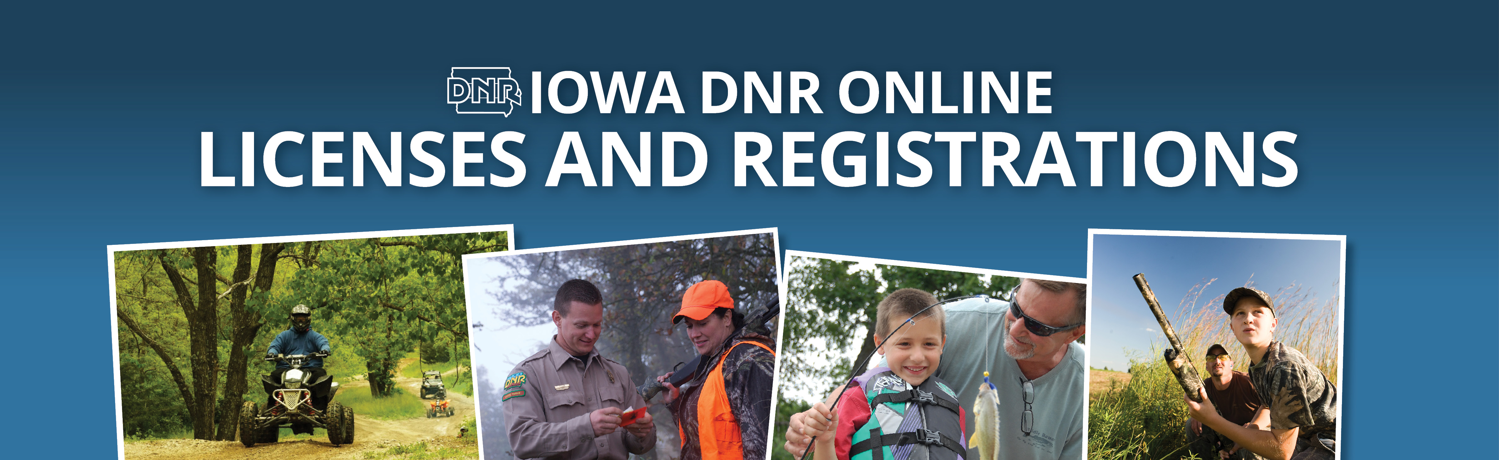 Iowa dnr hunting fishing license online registration for Iowa fishing regulations